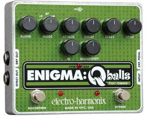electro-harmonix Enigma ベース用エンベロープ・フィルター