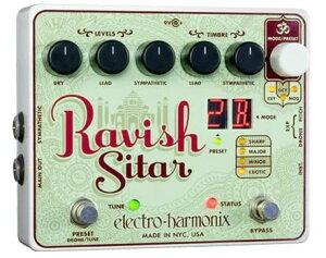 electro-harmonix��Ravish Sitar