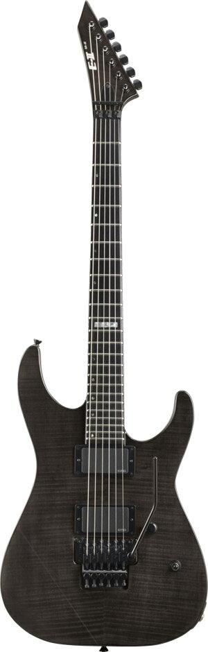 ギター, エレキギター E-II M-II FM STBLK