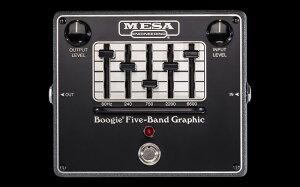 Mesa/BoogieFive-BandGraphic