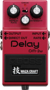 BOSS DELAY DM-2W WAZA CRAFT