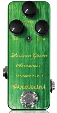 One Control / Persian Green Screamer