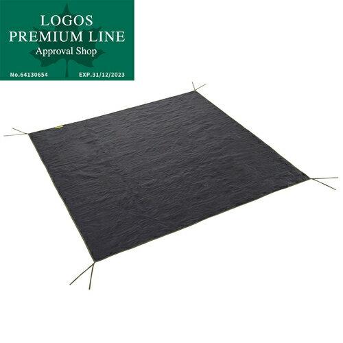 ロゴス LOGOS キャンプ マット テント ぴったり グランドシート・XL 71809709