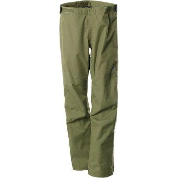 マウンテンハードウェア Mountain Hardwear レディース エクスポージャー 2 ゴアテックスパックライトパンツ Exposure/2 Gore-Tex Paclite Pant ライトアーミー OL7388 333