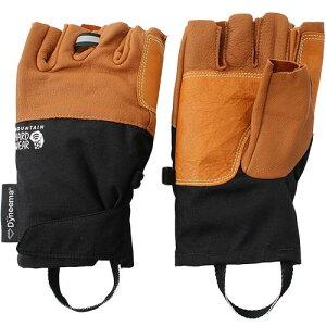 マウンテンハードウェア Mountain Hardwear メンズ ハードウェアビレイグローブ Hardwear Belay Glove ブラック OU8111 010