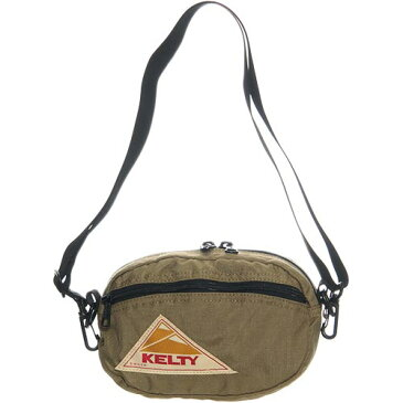 ケルティ KELTY オーバルショルダー OVAL SHOULDER Sサイズ Tan 2592046