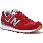 ニューバランス(newbalance)ライフスタイルスニーカーRED/GRAYML574HRTD【スニーカーメンズシューズレディースシューズカジュアルスニーカー靴】