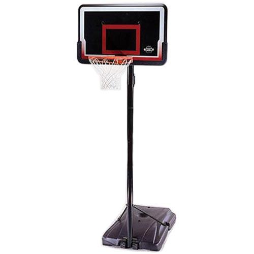 22日10:00-25日9:59迄エントリーでポイント5倍 ライフタイム(LIFE TIME) バスケットゴール+ボールリターンセット LT-1491RE 【バスケットボール バックボード ストバス 部活 新入部】:eSPORTS支店