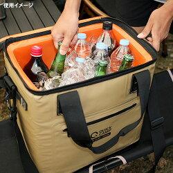 クイックキャンプQUICKCAMPアウトドアキャンプソフトクーラーボックスクーラーボックス25L大容量保冷クーラーバッグバーベキューBBQQC-SCBL運動会ピクニックソフトクーラー