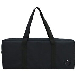 クイックキャンプQUICKCAMPファイアスタンド専用キャリーバッグブラックQC-ON02bag収納袋QC-ON02対応