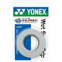 ヨネックス YONEX ウエットスーパーグリップ 詰め替え用 5本入 AC102-5-011 ホワイト