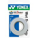 ヨネックス YONEX ウエットスーパーグリップ 5本パック AC102-5P-011 ホワイト