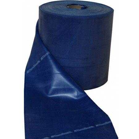 【送料無料】 ディーアンドエム(D&M) セラバンド 50ヤード (45m) エクストラヘビー TB-450 ブルー 【 トレーニング 筋トレ 】