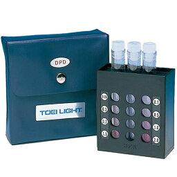 トーエイライト TOEI LIGHT DPD法簡易型残留塩素計 B-3760