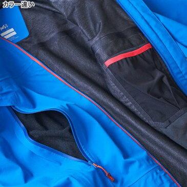 ミレー Millet TYPHON 50000 WARM ST JKT ティフォン 50000 ウォーム ストレッチ ジャケット BLACK-NOIR MIV01554