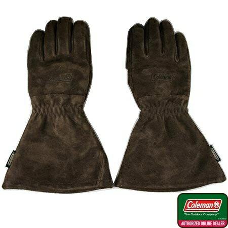 コールマン Coleman バーベキュー 手袋 ソリッドレザーグリルグローブII 170-9506
