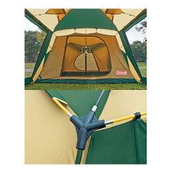 コールマンColemanキャンプタープテントラウンドスクリーン2ルームハウス170T14150J