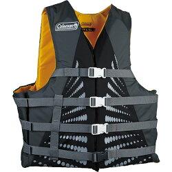 コールマン(Coleman) ウォータースポーツクラシック L-XLサイズ ブラック 2000031252 【フローディングベスト ライフジャケット カヌー カヤック 水遊び】