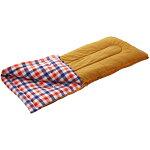 コールマン寝袋シュラフフリースEZキャリースリーピングバッグ/C0(レッドチェック)封筒型2000026647【キャンプアウトドア防災】