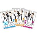 あす楽◆即納◆★送料無料★TRF イージー・ドゥ・ダンササイズ エクササイズ DVD 3枚組 正規品...