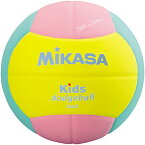 25日10:00-28日9:59迄エントリーでポイント5倍 MIKASA ミカサ ドッジボール スマイルドッジボール2号 キッズ用 SD20-YP