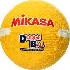 25日10:00-28日9:59迄エントリーでポイント5倍 MIKASA ミカサ 教育用白線入ドッジボール2号 D2W Y