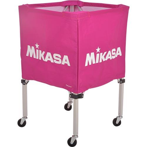 19日9:59迄限定エントリーでポイント5倍★MIKASA(ミカサ) ボールカゴ フレーム・幕...