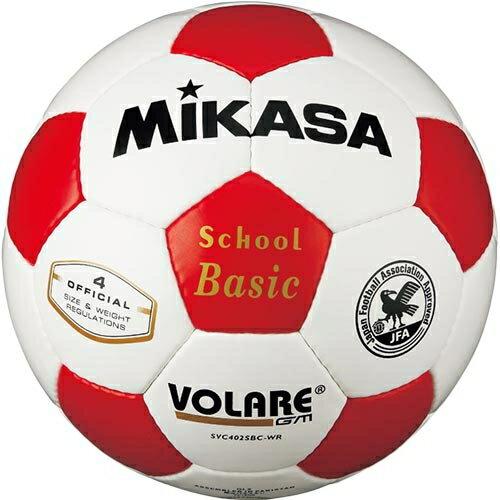 サッカー, ボール  14OFF MIKASA SVC402SBC-WR