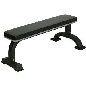 あす楽◆即納◆★耐荷重200kg 安定性抜群★リーディングエッジ フラットベンチ LEFB-005 【耐荷重200kg ダンベルトレーニング 筋トレ ベンチプレス】【espb】【RCP】