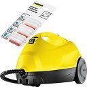 【送料無料】ケルヒャー(KARCHER) スチームクリーナー 洗浄器 SC2 1.512-010.0 ボイラー洗浄剤 RM511セット 【家庭用 高温 蒸気 洗浄機 黄砂】