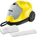 【送料無料】ケルヒャー(KARCHER) スチームクリーナー 洗浄器 SC4 1.512-414.0 【家庭用 高温 蒸気 洗浄機 黄砂】