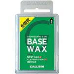 ガリウム(GALLIUM)BASEWAX(ベース・ワックス100g)SW2132【チューンナップ用品ワックス】【10W】