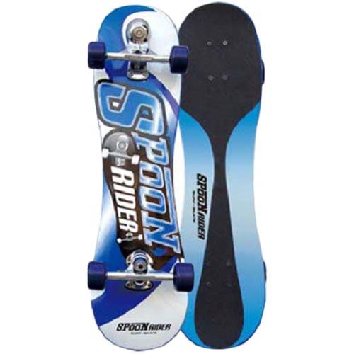 スプーンライダー(SPOON RIDER) ジュニア スケートボード コンプリート 30インチ SP...