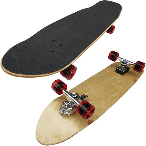 eSPORTS限定モデル オリジナル サーフ スケートボード コンプリート グラビティー 33...