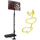 リーディングエッジ バスケットボール ゴール ブラック ボール リターン セット LE-BS305B