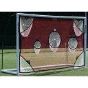 クイックプレイ QUICKPLAY 組み立て式 サッカーゴール MF2F用 ターゲットネット 3m×2m フットサル公式サイズ 1