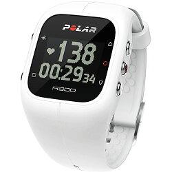 ポラール(polar)A300ホワイト心拍センサーなし国内正規品90054230【腕時計活動量計アクティブトラッカー】