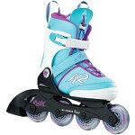 ケーツー(K2)ジュニアインラインスケートMARLEEPROマーリープロLT_BLUE/ライトブルーI170200401【キッズ子供誕生日プレゼントローラースケート】