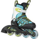 ケーツー(K2)CHARMXPROジュニアインラインスケートI150200701ホワイト【子供キッズローラーブレードローラースケート】