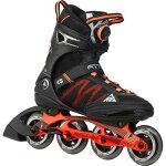 ケーツー(K2)F.I.TBOAメンズインラインスケートブラック/オレンジI150201401【ローラースケートローラーブレード大人用】