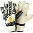 アディダス(adidas) ACE フィンガーセーブ ジュニア GKグローブ テックグリーン/ホワイト/ユーティリティグリーン AP7005 【サッカー ゴールキーパーグローブ キッズ・子供用】