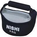 ニシスポーツ NISHI ソフトケトルベル 6kg NT5433