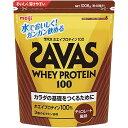 ザバス SAVAS ホエイプロテイン100 チョコレート風味 約48食分 1008g CZ7438 その1