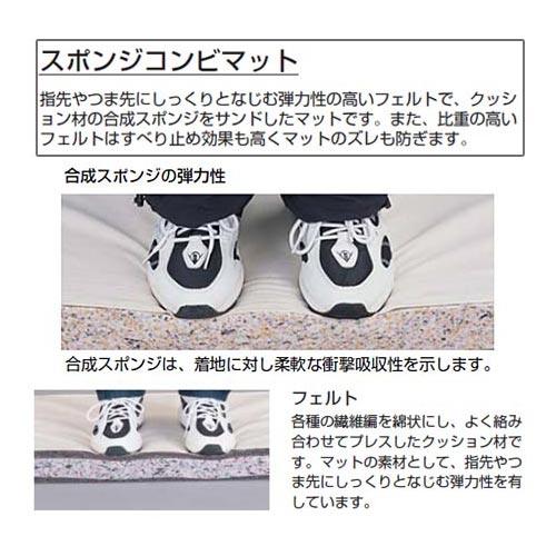 【受注生産品】エバニュー EVERNEW すべり止コンビ9号150×600×6 EKM377