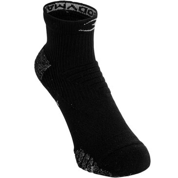 ボディメーカー BODYMAKER メンズ 靴下 ウェイトトレーニングソックス ブラック×グレー 25〜27cm MO019 BKGY