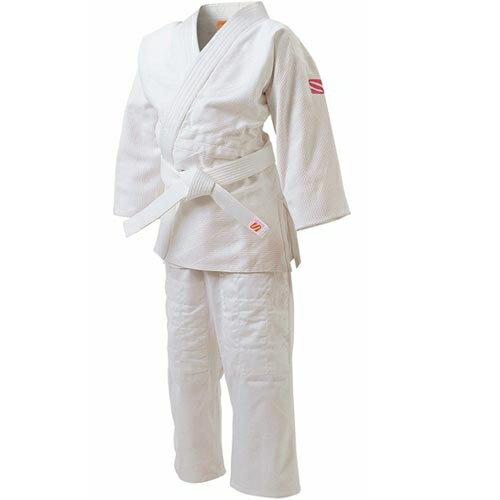 九櫻 クサクラ JSL 女子用一重織柔道衣セット 背継仕上 白帯付き 2.5 JSL25