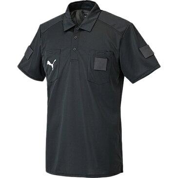 プーマ PUMA メンズ サッカー 半袖レフリーシャツ+レフリーパンツ+ストッキング ブラック 656328 01/656330 01/729879 03