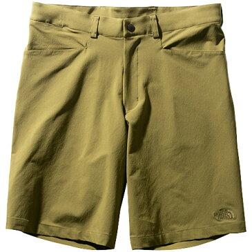 【6/4(木)20:00~エントリーでポイント+9倍 確定】ノースフェイス THE NORTH FACE メンズ オブセッションクライミングショーツ Obsession Climbing Shorts ファーグリーン NB42003 FE