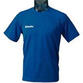 ニッタク Nittaku ドライTシャツ ブルー NX2062 09 【 卓球ウェア 練習着 メンズ レディース 】