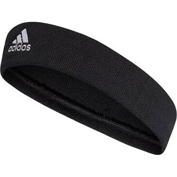アディダス adidas メンズ レディース テニス ヘッドバンド TENNIS HEADBAND ブラック/ホワイト DUR58 CF6926